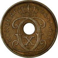 Monnaie, Danemark, Christian X, 2 Öre, 1940, Copenhagen, TTB, Bronze, KM:827.2 - Dänemark