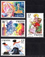 España. Spain. 1984. Fiestas Populares. Carnaval. Fallas. San Fermin. Vendimia - 1931-Hoy: 2ª República - ... Juan Carlos I