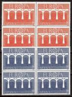 España. Spain. 1984. B4. EUROPA Cept. - 1931-Hoy: 2ª República - ... Juan Carlos I