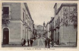 12210 - S. Agata Di Militello - Via S. Giuseppe - Messina