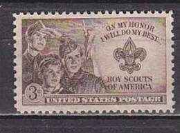 H1225 - ETATS UNIS UNITED STATES Yv N°546 ** SCOUTISME - Nuovi