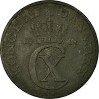 Monnaie, Danemark, Christian X, 5 Öre, 1942, Copenhagen, TB+, Zinc, KM:834a - Dänemark