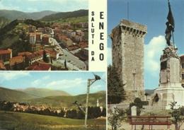ENEGO  VICENZA   Saluti Da..  3 Vedutine - Vicenza
