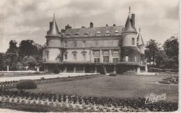19 / 10 / 90. - RAMBOUILLET  ( 78 ).  RÉSIDENCE  PRÉSIDENTIELLE   - CPSM - Rambouillet (Château)