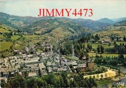 CPM - ENTRAYGUES SUR TRUYERE - Vue Aérienne Sur La Vallée Du Lot 1965 ( Arr. De Rodez )12 Aveyron  - N°3 - Ed. Théojac - Autres Communes