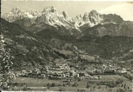 AGORDO  BELLUNO  Panorama  Gruppo Del San Sebastiano - Belluno