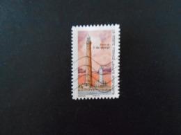 FRANCE YT TIMBRE DU CARNET DES PHARES - L'ILE VIERGE - Adhesive Stamps