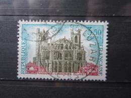 """VEND BEAU TIMBRE DE FRANCE N° 1713 , OBLITERATION """" LUZARCHES """" !!! - Francia"""