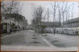 Le Tarn - 81 - Graulhet Pendant Les Grèves - L'avenue De Laboutarié - Graulhet