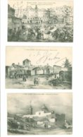 VIEIL ALGER - Lot De 3 Cartes... - Algerien