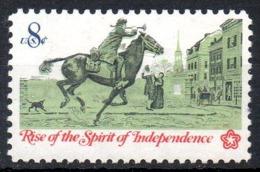 USA. N°978 De 1973. Cavalier. - Us Independence