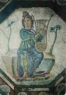 Art - Mosaiques - Isère - Vienne - Musée Lapidaire - Motif Central De La Mosaique - Orphée Charmant Les Animaux - Voir S - Autres
