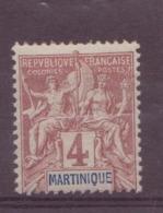 Martinique N° 33** - Nuevos