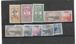 Martinique N°92 à 104** Sans Les N°s 93 - 96 - 101 - Martinique (1886-1947)