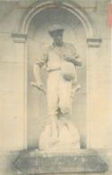 31 CAZERES   Statue Du Semeur  2scans - Frankreich