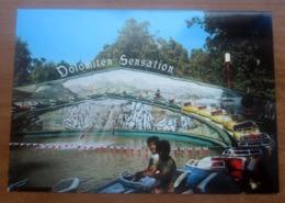 Parco Divertimenti EDENLANDIA Napoli Animata Bambini CARTOLINA Non Viaggiata - Disney