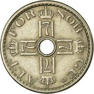 Monnaie, Norvège, Haakon VII, 50 Öre, 1946, TTB, Copper-nickel, KM:386 - Noruega