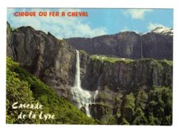 74 SIXT Le Cirque Du Fer à Cheval Cascade De La Lyre - Sixt-Fer-à-Cheval
