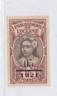 Océanie N° 44** - Océanie (Établissement De L') (1892-1958)