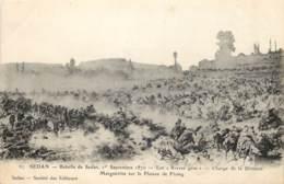 France - 08 - Vallée De La Meuse - Sedan - Bataille De Sedan - Charge De La Division Margueritte - Sedan