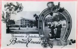 Indochine - Souvenir D' Indochine - Bonne Année - Viêt-Nam