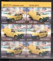 Bosnien-Herzegowina / Bosnia-Herzegowina Sarajevo 2013 Heftblatt/sheetlet From Booklet EUROPA Gestempelt/used - 2013