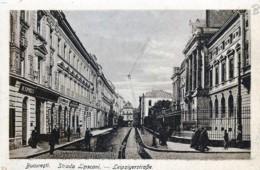 Roumanie - Bucuresti Strada Lipscani - Leipzigerstrasse - Roumanie