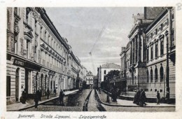 Roumanie - Bucuresti Strada Lipscani - Leipzigerstrasse - Romania