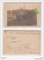 5709 ALLEMAGNE K/PC/CARTE PHOTO STOLZ WEHT VON UNSERN MAST HERAB DIE FLAGGE SCHWARZ WEISS ROT /FELDPOST/1915/SCHIEFFE - Germania