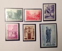 PDG. Cl1. P33.4. Fraîcheur Postale. Sans Charnière. COB. 946 >>> 951 - Bélgica