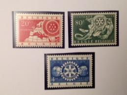 PDG. Cl1. P33.5. Fraîcheur Postale. Sans Charnière. COB. 952 >>> 954 - Bélgica