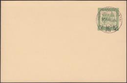 Austria - Austro-Hungarian Empire Stationery MiNr. FP3b. K.u.K. FELDPOST 26.7.1917 HADTÁP-POSTAHIVATAL 167. - Postwaardestukken