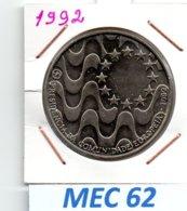 MEC 62 * 200 Escudos 1992 Presidência Da Comunidade Europeia  * Portugal - Portugal