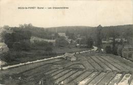 BEZU LA FORET - Les Cressonnières (carte Vendue En L'état) - Otros Municipios