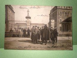 CPA Epinal 88 Caserne Soldats 1906 - Epinal