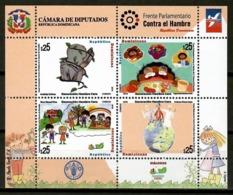Dominican Republic 2018 Dominicana / Fight Against Hunger FAO MNH Lucha Contra El Hambre / Cu13222  1-59 - ACF - Aktion Gegen Den Hunger