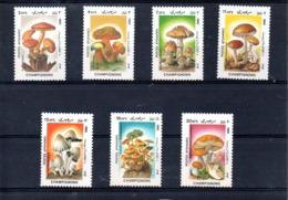 Afghanes Nº 1276-82 Tema Setas, Serie Completa En Nuevo, 9 € - Hongos