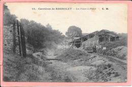 Carrières De Bagnolet - Les Fours à Platre - Bagnolet