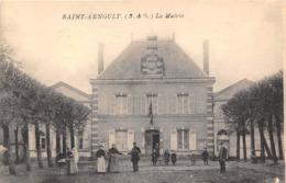 78-SAINT-ARNOULT- LA MAIRIE - St. Arnoult En Yvelines