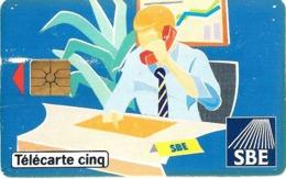 Télécarte Promotionnelles 5 U - Gn141 - SBE - GEM - France