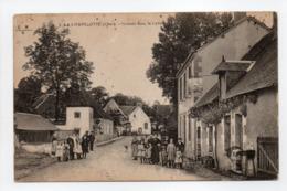 - CPA LA CHAPELOTTE (18) - Grande Rue, Le Lavoir 1923 (belle Animation) - Edition EMB N° 1 - - Autres Communes