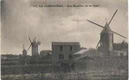 LA GUERINIERE - Noirmoutier 1910 Les Moulins De La Cour - Noirmoutier