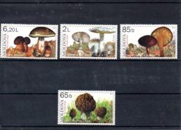 Moldavia Nº 502-03 Tema Setas, Serie Completa En Nuevo, 12 € - Hongos