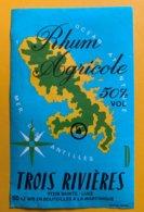 11738 - Rhum Agricole Trois Rivières Martinique - Rhum