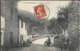 Lozère : Pont Ratvagers, (environs De Ste Croix Vallée Française), Quartier Du Cambin... RARE... - France