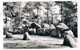 HUN-29   DOLMEN At EMMEN ( Hunebed ) - Dolmen & Menhirs