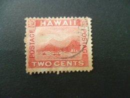 TIMBRE HAWAI   OBLITERE - Hawaï