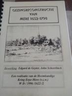 Erpe Mere : Gezinsreconstructie 1652.1798 - Historia