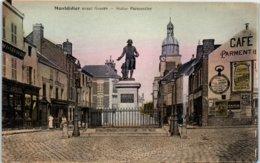 80 - MONTDIDIER - Avant Guerre - Statue Parmentier - Montdidier