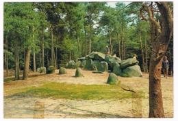 HUN-40   DOLMEN At EMMEN ( Hunebed ) - Dolmen & Menhirs